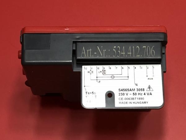 Электроника зажигания АМ 1058 (Блок розжига) Honeywell