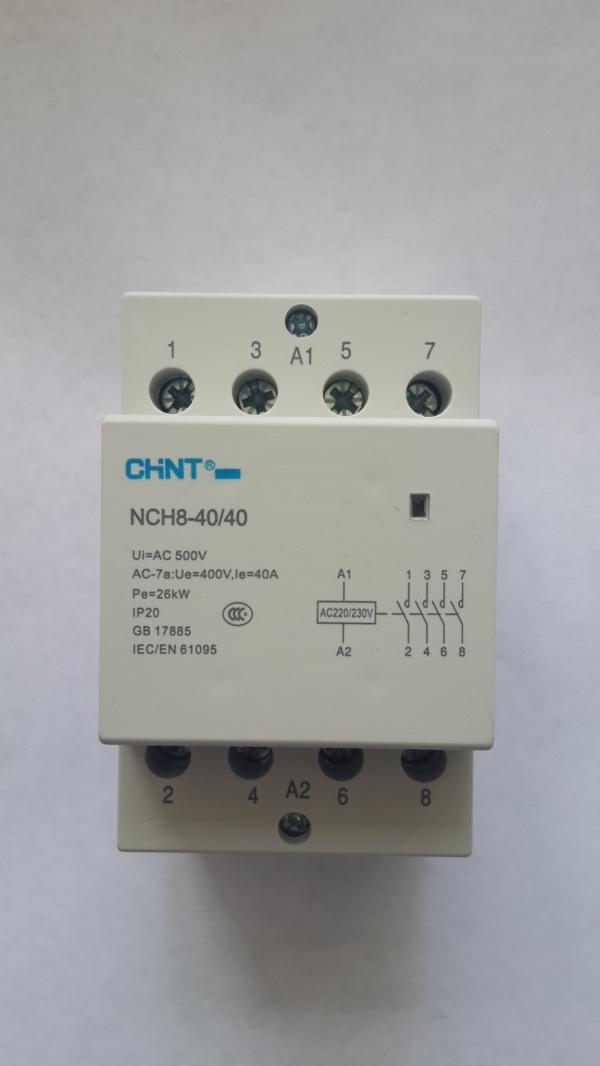 Контактор Zews 6-9 kW