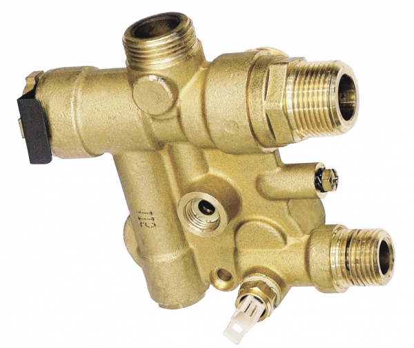 Клапан 3-х ходового в сборе Luna 3 Comfort 310