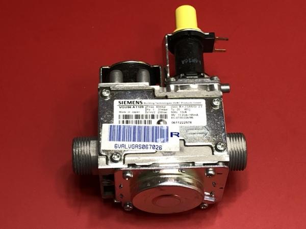 Газовый клапан Vela Compact