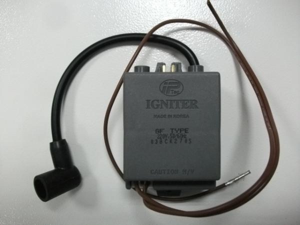 Трансформатор розжига GA 13-35K GST 35-40 K напольный