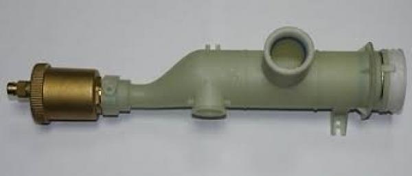 Фильтр воды с автоматич. воздухоотводчиком (100-200 ICH/MSC)