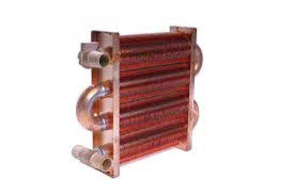 Основной теплообменник (отопл.) 100 MSC
