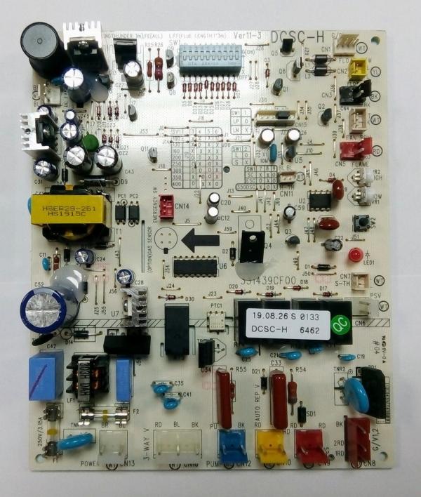 Электронная плата 100-400 MSC (DCSC-H)