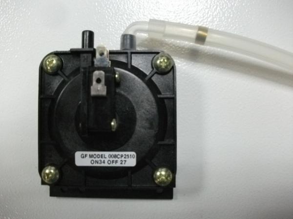 Датчик давления воздуха на напольные котлы