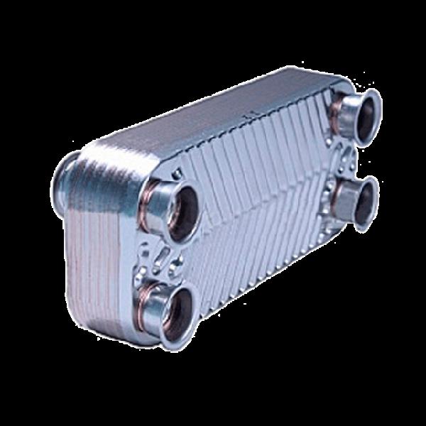 Теплообменник ГВС 12 пласт. (130-200 ICH)