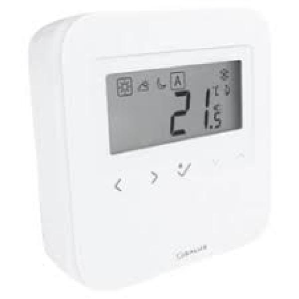 Термостат беспроводной недельный + по часам программируемый WT 15