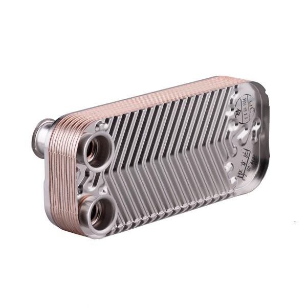 Теплообменник ГВС 18 пласт. (350-400 MSC)