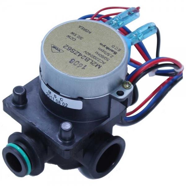 Трёхходовой клапан с эл.приводом MSC