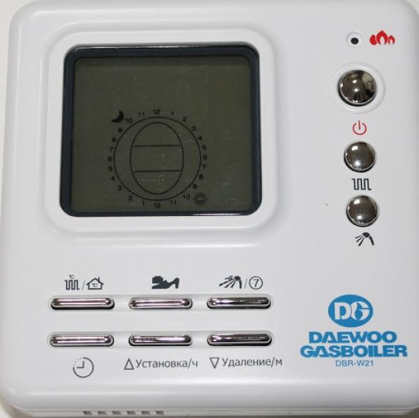 Пульт управления выносной DVR-L/D21 (100-400 ICH/KFC/MSC)